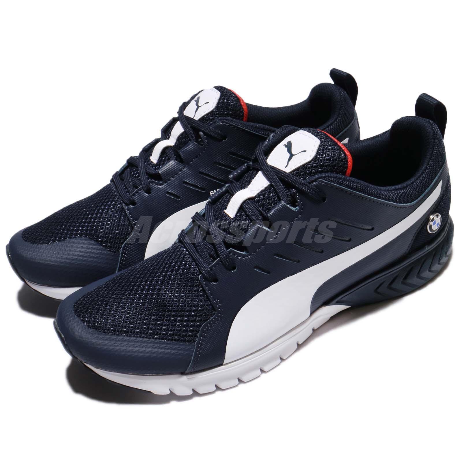 Puma BMW MS pitlane equipo blanco azul blanco equipo alto riesgo Rojo Hombres zapatos zapatillas de deporte 305991-01 el mas popular de zapatos para hombres y mujeres 818a46