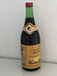 Top Geschenk zum 50. Geburtstag Rotwein Moldauer Cabernet 1971er Stierglut