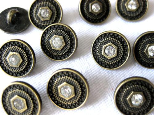 S145 Large 25mm 40L Blanco Marfil Apagado Blanco Mate 4 Agujero Chaqueta Abrigo Botones