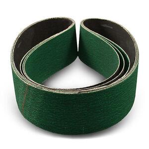 1 X 42 Inch 120 Grit Metal Grinding Zirconia Sanding Belts