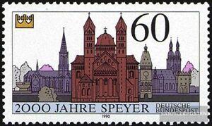 BRD-BR-Deutschland-1444-kompl-Ausgabe-postfrisch-1990-2000-Jahre-Speyer