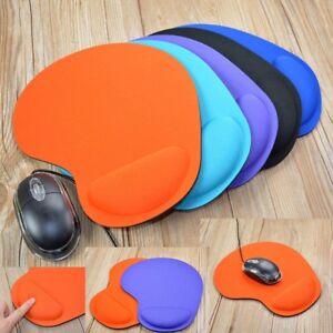 Mauspad-Silikon-Gel-mit-Handballenauflage-Stuetzmatte-fuer-Computer-amp-Laptop-LuGe