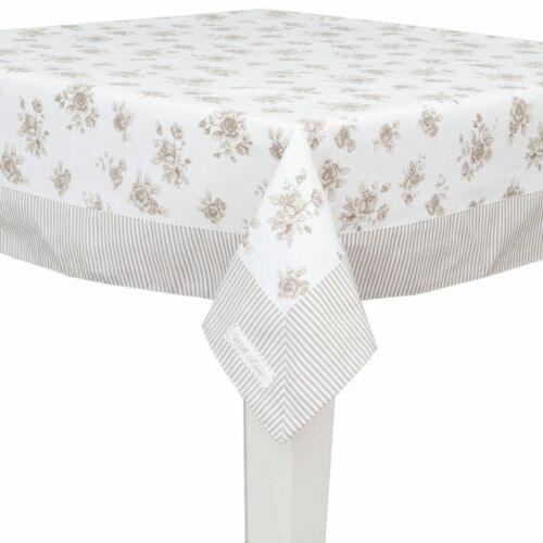 Clayre /& Fed nappe verschiedne tailles noble roses