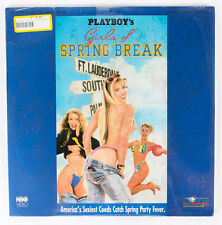 PLAYBOY'S GIRLS OF SPRING BREAK - LASERDISC