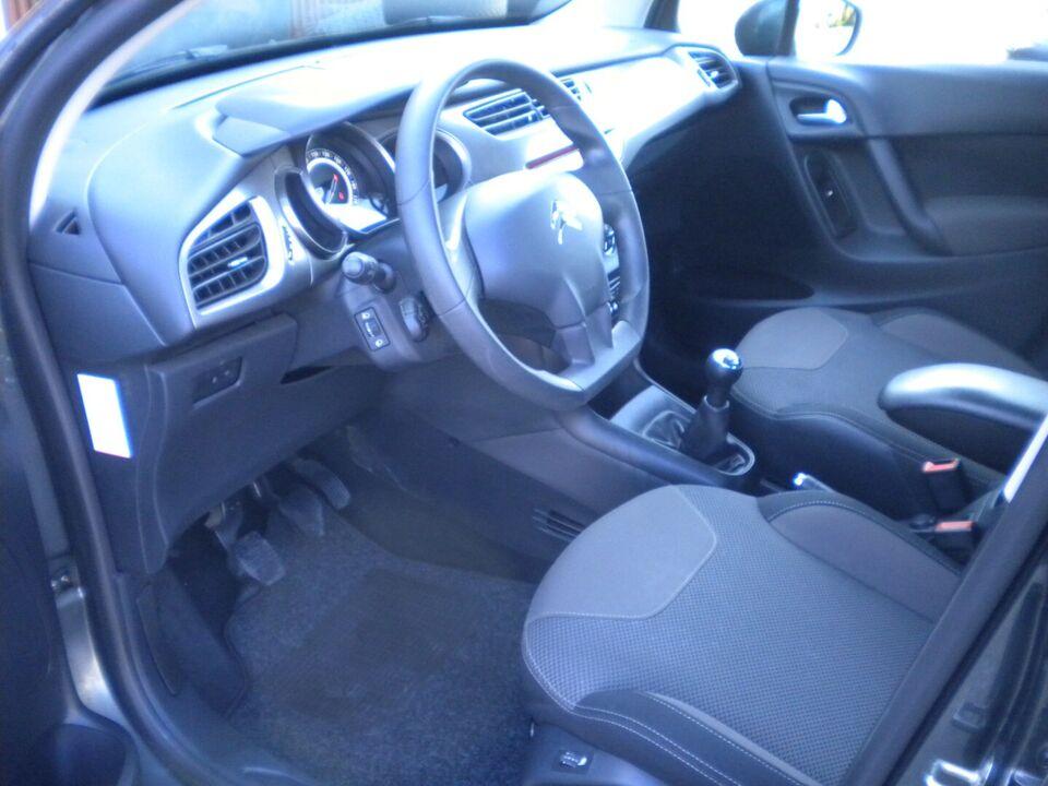 Citroën C3 1,6 BlueHDi 100 Seduction Upgrade Diesel