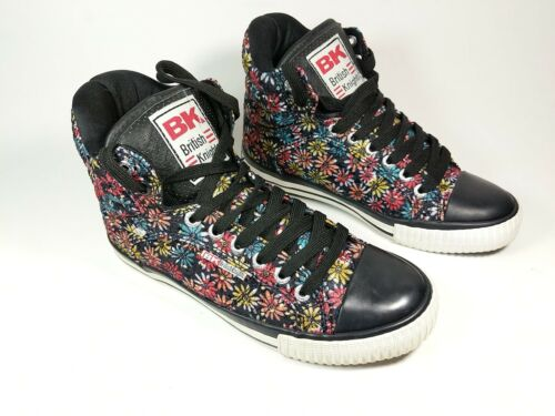 British 37 Sneakers Daisies Knights 4 Red Uk Greetings Eu British BBrqRgw