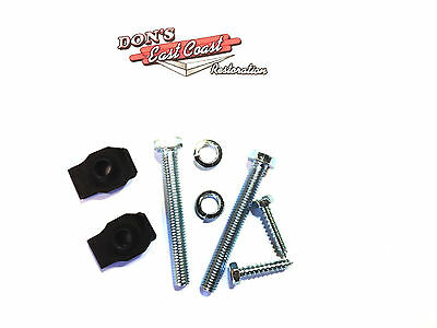 1968-72 CHEVELLE, 1970-72 MONTE CARLO GAS TANK MOUNTING HARDWARE KIT