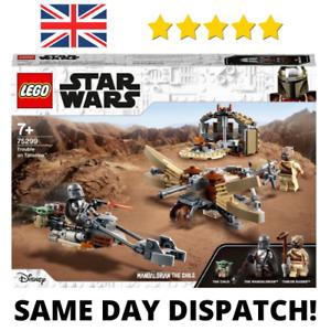 NEW Lego Star Wars The Mandalorian Trouble on Tatooine Set 75299 - FREE POST!!