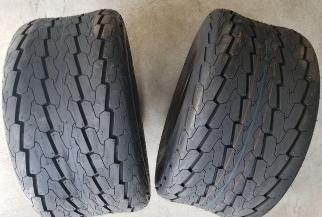 2 18 5x8 50 8 12 Ply Deestone D268 Boat Trailer Tires Ds2240 Ebay