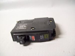 Single Pole 14 8 Awg 20 Amp Circuit Breaker Dr 5009 Ebay