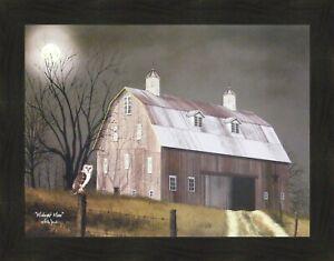 Casual Conversion Crows Canvas Home Decor Billy Jacobs Barn Farm Silo New
