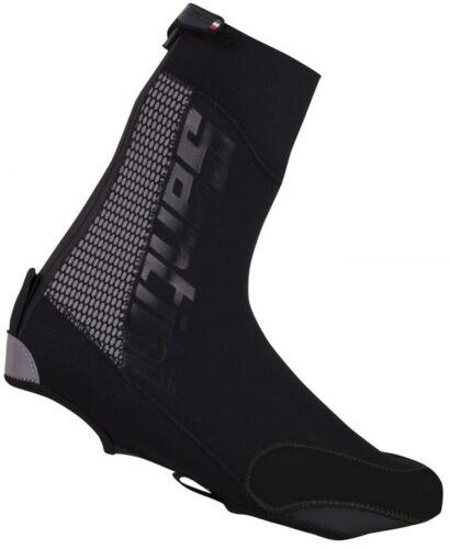 SANTINI Neo optique Imperméable Cyclisme Couvre Chaussures-Noir