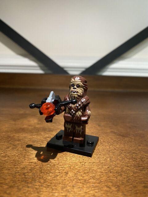 Star Wars Custom Brick Lego Compatible Model Mini Figure Chewbacca