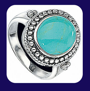 Turchese-Anello-Argento-Sterling-Turchese-anello