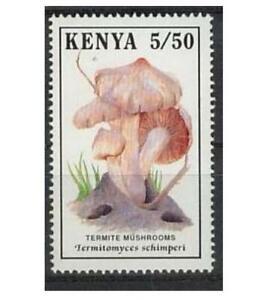 Kenya 489, 5,50 SH, funghi, posta freschi, #n774