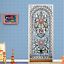 3D-Self-Adhesive-Stained-Glass-Window-Living-Room-Door-Murals-Wall-Sticker-Decal thumbnail 5