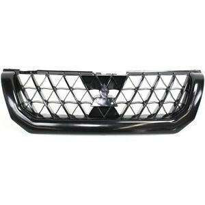 image is loading grille for 2002 2003 mitsubishi montero sport black