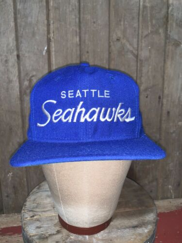 VINTAGE 80s Seattle Seahawks NFL Sports Specialtie