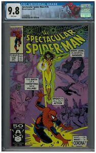 Spectacular-Spider-Man-176-1st-App-Corona-CGC-9-8-NM-M-NYC-Case-DONT-MISS-IT