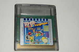M-amp-Ms-Mini-Madness-Nintendo-Game-Boy-Color-Video-Game-Cart