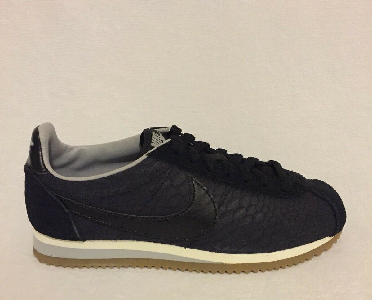 Nike Classic Cortez Leather Premium Taglia 3.5 (UK) NUOVO CON SCATOLA