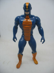 Mattel 1984 Marvel Super Heros Guerre Secrete Secret Wars Constrictor France