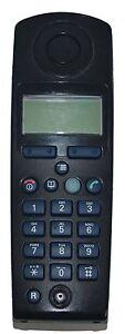Siemens Gigaset 3000 Comfort Mobilteil Handteil 3010 3015 ohne Akkudecke flecken