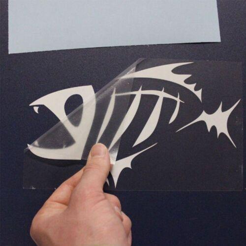 Bass Fishing Truck Bumper Window Car Decal Art Sticker Accessories For Car