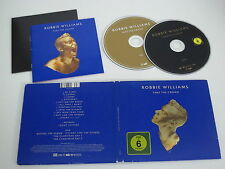 ROBBIE WILLIAMS/TAKE THE CROWN(ISLAND 3716805) CD+DVD ALBUM