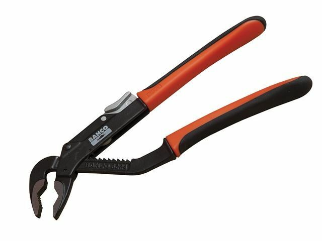 Bahco - 8224 Slip Joint Pliers ERGO Handle 45mm Capacity 250mm - 8224