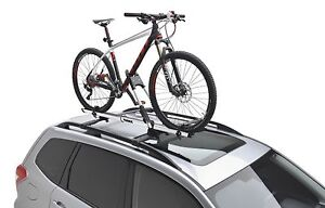 Image Is Loading Subaru Forester Outback Impreza Crosstrek Roof Bike Rack