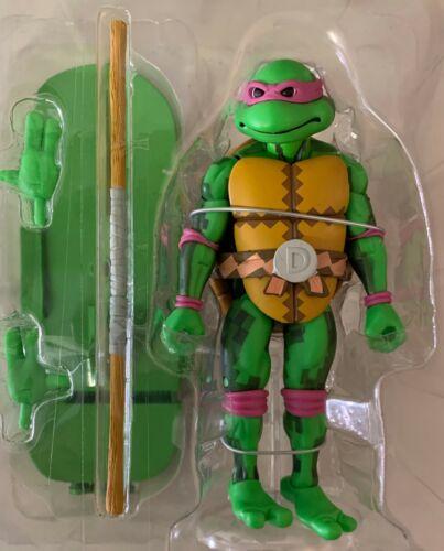 "Donatello Neca Teenage Mutant Ninja Turtles 7/"" pouces Turtles in Time sans Boîte"