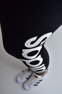 Adidas-Leggings-deportivas-mujer-ESS-LIN-Ajustado-XS-S-M-L-XL-XXL-NUEVO