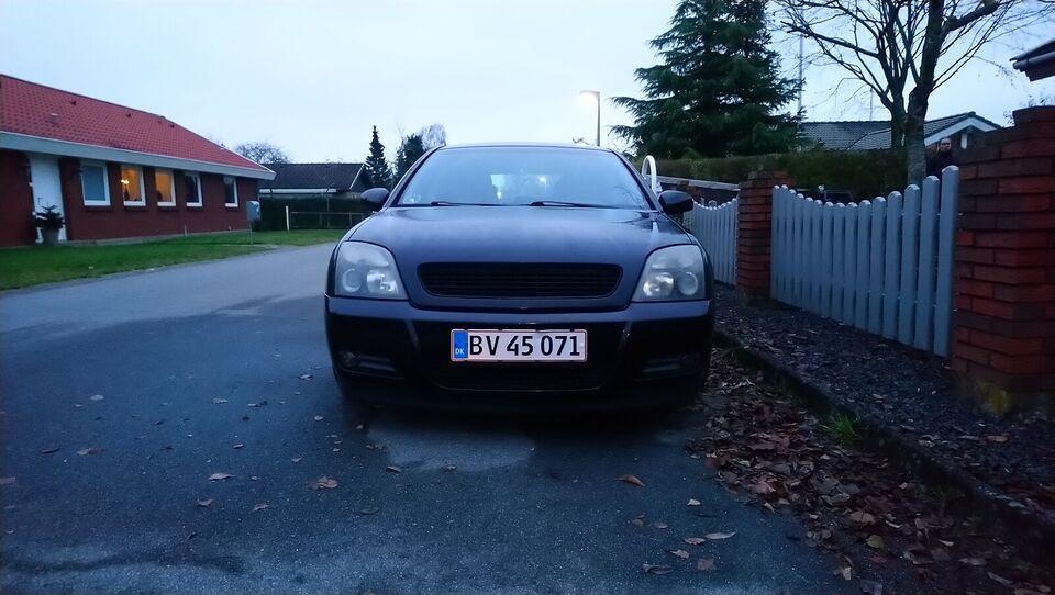 Opel Vectra, 2,2 16V Elegance, Benzin