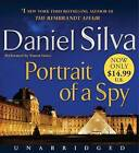 Portrait of a Spy by Daniel Silva (CD-Audio, 2012)