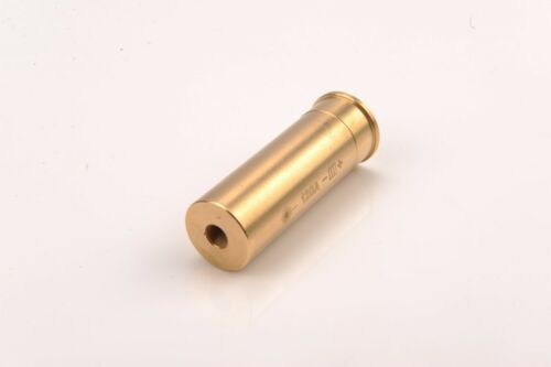 Tactical 12GA Red Laser Bore sight Brass Shotgun BoreSighter Cartridge for Rifle