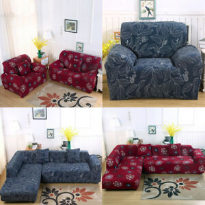 Super Details About Vintage Us Stretch Chair Sofa Covers 1 2 3Seater Protector Couch Cover Slipcover Beatyapartments Chair Design Images Beatyapartmentscom