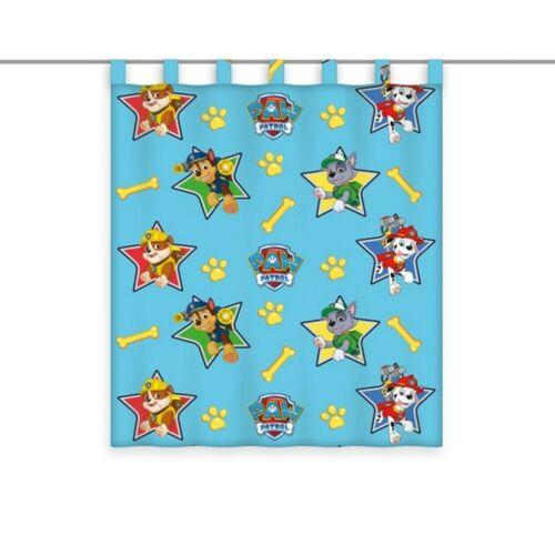 Schlaufenschal Paw Patrol  140x160 cm Gardine Vorhang Fertiggardine