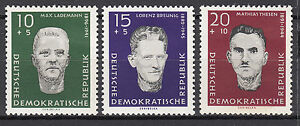 DDR 1960 Mi. Nr. 765-767 Postfrisch ** MNH