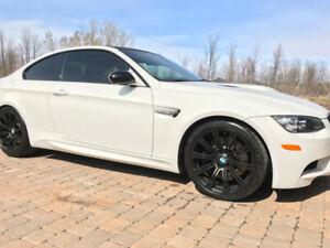 BMW M3 2010 coupe 2 doors