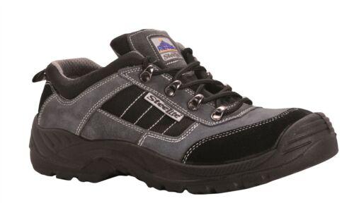 Steelite Trekker Low Cut Work Safety Boots Shoes Trainers Slip 5-13 FW64