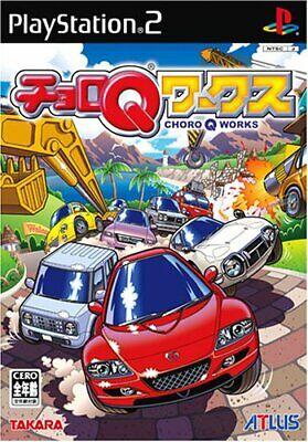 Ps2 Choro Q Works Japan Playstation 2 4984995111377 Ebay