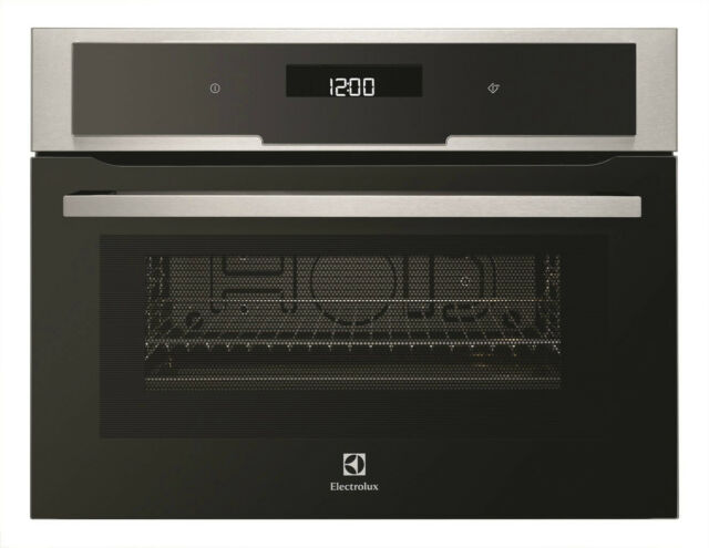 Electrolux Evy6800aax Compact Microwave Stainless Steel Fa8683