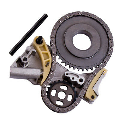 Oil Pump Chain for AUDI A4 A6 VW PASSAT 2.0 TDI BKP BMA BMP BHW 03G103333E Neuf