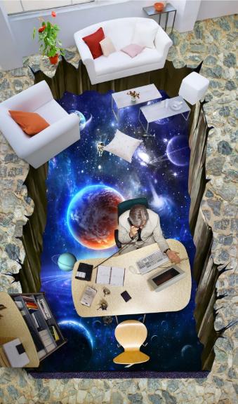3D Fashion Planet 783 Floor WallPaper Murals Wall Print Decal AJ WALLPAPER US