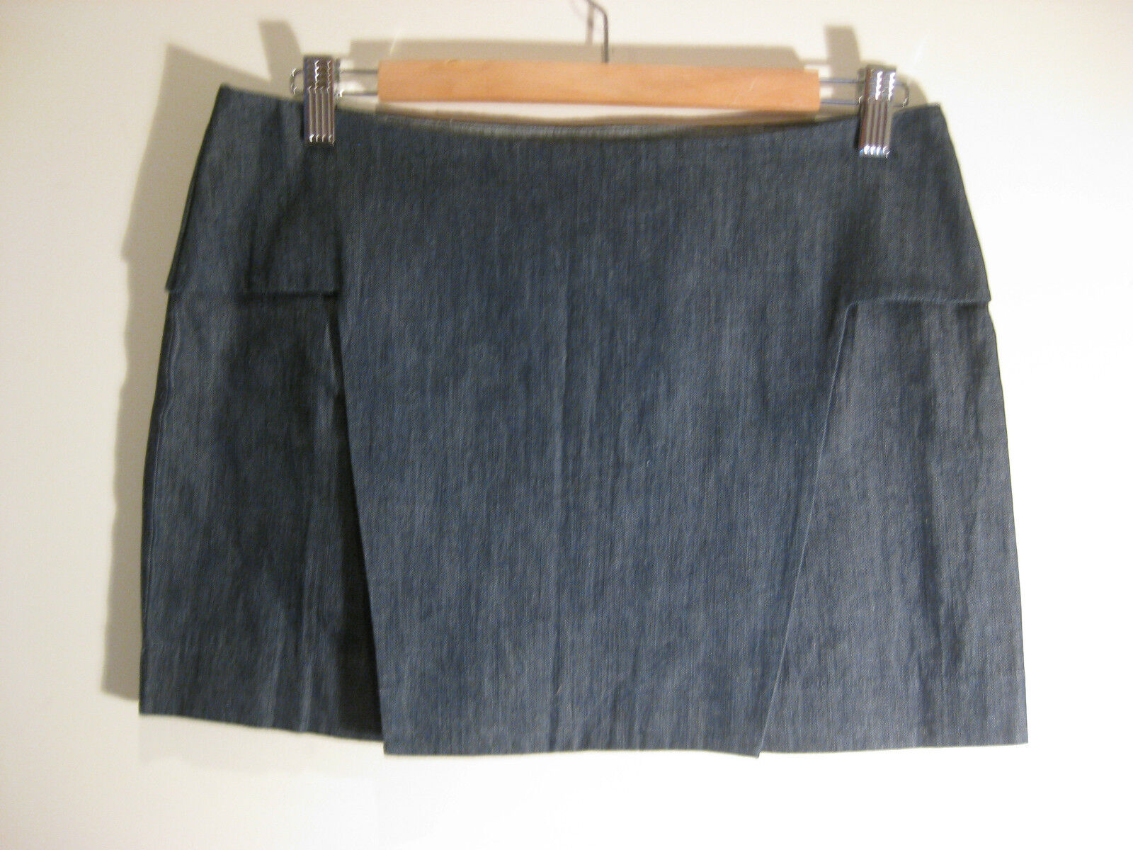 Nowhere Sz M Mini Skirt Designer