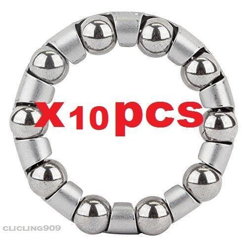 Bike bottom bracket crank bearing 9-ball 10pcs 3 choices