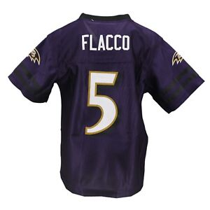 separation shoes b6e7b 3cbf7 Details about Baltimore Ravens Official NFL Infant Toddler Size Joe Flacco  Jersey New Tags