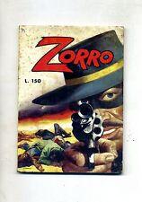 LA FRUSTA DI ZORRO # Anno VI N.8 Settembre 1974 # Cerretti Editore