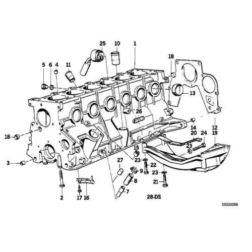 Schlauchschelle L15-19 1er 3er 5er 6er 7er 8er ... 7x Original BMW 07129952107